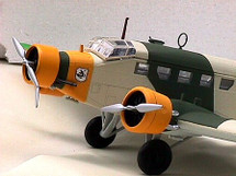 "Junkers JU-52-3M Luftwaffe ""Stab IV"" Junkers G4E"