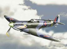 "Spitfire Mk. IX UK Royal Air Force ""Hello"""