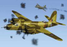 """B-26B-55 Marauder Royal Air Force """"Dominion Revenge"""""""