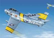 """F-86E Sabre US Air Force """"Angel Face & The Babes"""""""