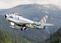 F-86F Sabre US Air Force 366th FBW, 391st FBS
