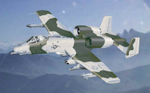 "A-10 Warthog US Air Force ""343rd Composite Wing"""