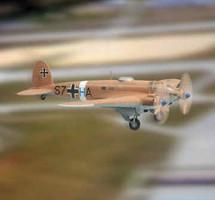 Heinkel HE-111 Luftwaffe StG 3