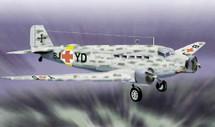 JU-523M Luftwaffe Ambulance-Medical Evacuation