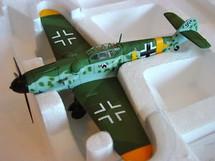 """ME-109G-6 Messerschmitt Luftwaffe 11/JG52 """"Yellow 8"""""""