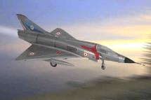 Mirage IIIC Armee De L'Air