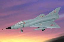"Mirage IIIS Swiss Air Force ""Fliegerstaffel 16"""