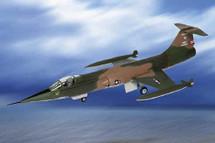 F-104C Starfighter US Air Force 198th TFS