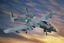 """A-10 Warthog US Air Force """"Flipper"""" Desert Storm"""