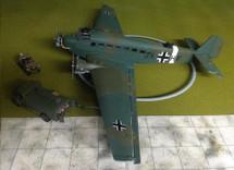 "JU-52-3M French ""Minesweeper"""