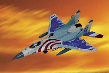 MIG-29 Fulcrum Fulcrum Farewell, USA 2003