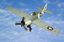 "FM-1 Wildcat US Navy VC-58 ""USS Guadalcanal"""