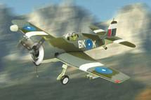F6F-5 Hellcat Royal Navy Fleet MK. II