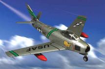 "F-86 Sabre US Air Force ""California Boomerang"""