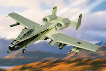 A-10 Warthog Black Lightning