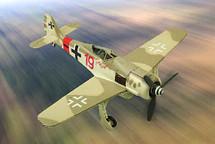 "FW-190G Focke Wulf Luftwaffe II/JG300 ""Kolle Alaaf"""