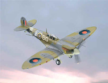 "Spitfire MKIB Royal Navy ""Torch Operation"""