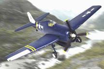 "F6F-5 Hellcat US Navy VF-24 ""USS Santee"""