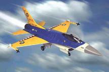 F-16 Falcon U.S.A.F. Texas Air National Guard