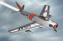 """F-86 Sabre U.S.A.F. - """"Bee Gee`s Bird"""" 310th FBS at OSAN-NIAB, South Korea 1958"""