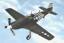 "P-51A Mustang U.S.A.A.F. Col. Philip ""Flip"" Cochran 1st Air Commando Group"