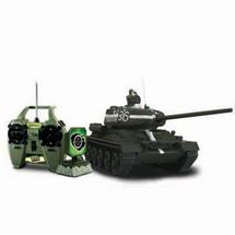 Tank - Radio Controlled T34/85 Radio