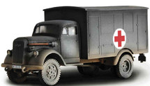German Ambulance France 1940