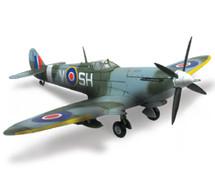 Spitfire Mk IX RAF No.64 Sqn, Donald Kingaby, RAF Hornchurch, England
