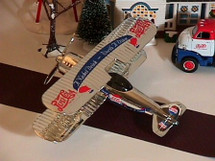 Stearman 1932 Pepsi: Cola Sterling Silver Plated