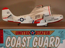 Grumman Goose US Coast Guard Racing Champions & Ertl