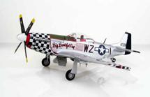 "P-51D Mustang USAAF John D. Landers ""Big Beautiful Doll"""