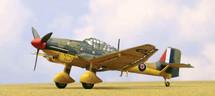Ju 87D Stuka RAF, RAF Sidi Haneish, Libya, 1942, Captured Aircraft