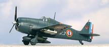 F6F Hellcat Aeronavale Flotille 1F