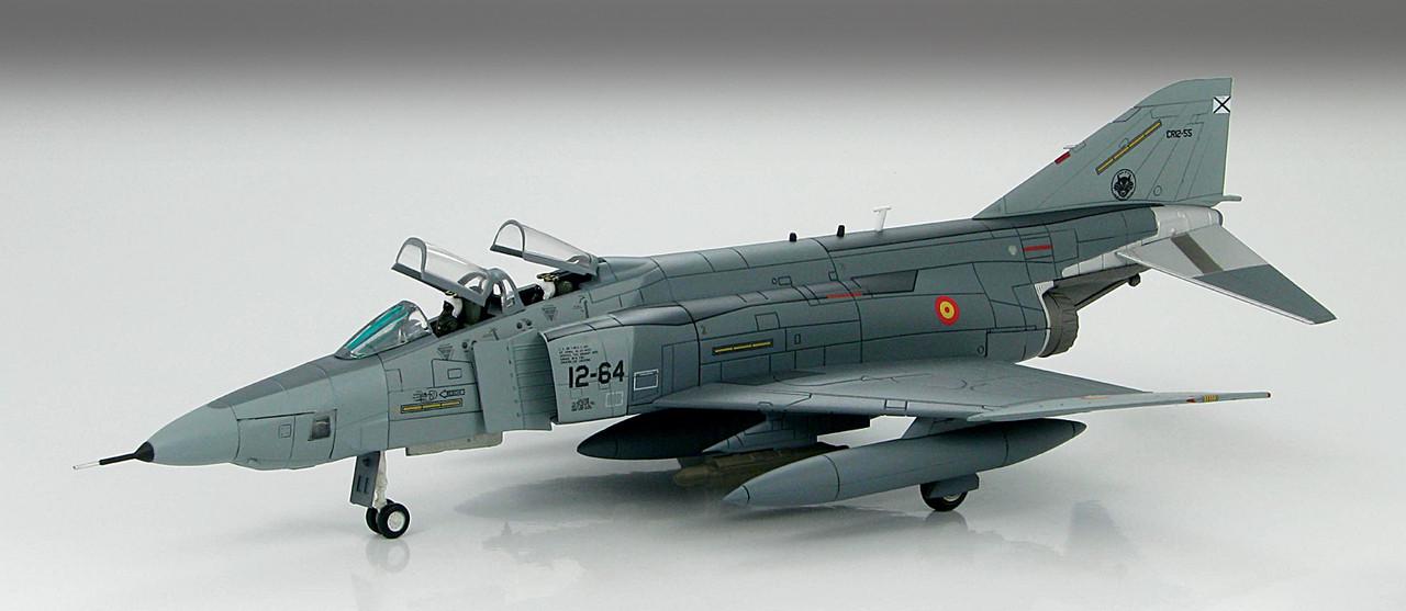 F 4C Phantom II 123 Escuadron, Ala 12, Spanish Air Force