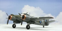 Beaufighter Mk.VlF - Squadron Leader J. H. Etherton, No. 176