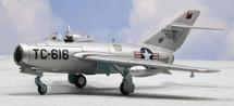 MiG-15 Fagot USAF, Tom Collins, Kimpo AFB, South Korea, 1953
