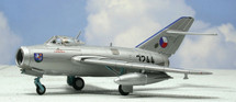 "MiG-15bisR 30th Fighter-Bomber Reg. ""Ostravsky,"" Czech Air Force, 1954"