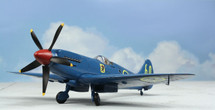 Spitfire PR.Mk XIX Diecast Model Swedish Air Force
