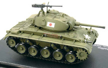 M24 Chaffee 6th Division, Japan Self-Defense Forces