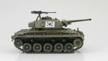 M24 Chaffee Republic of Korea Army Training Center, Kwang-Ju, 1953