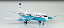 China United Airlines Vickers Viscount 843
