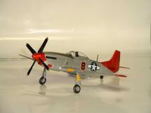P-51D Mustang Tuskegee Airmen