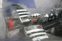 P-47 Thunderbolt Display Model