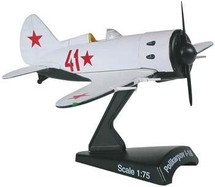 I-16 Soviet Air Force Diecast Model