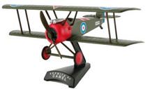 Camel RFC No.209 Sqn, Arthur Brown, Bertangles, France Model