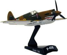 "P-40C Warhawk AVG Flying Tigers, ""White 68"", China"