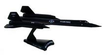 """SR-71A Blackbird USAF 9th SRW, #61-7975 """"Black Cat"""""""