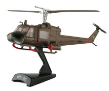 "UH-1C Huey US Army 1st Air Cav, ""Have Gun Will Travel"""