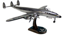 "L-1049G Super Constellation Diecast Model USAF, ""Cloumbine III"""