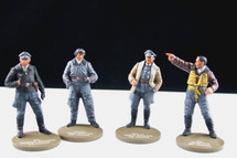Metal Figures WWII German Aviation Aces- US Navy and USMC